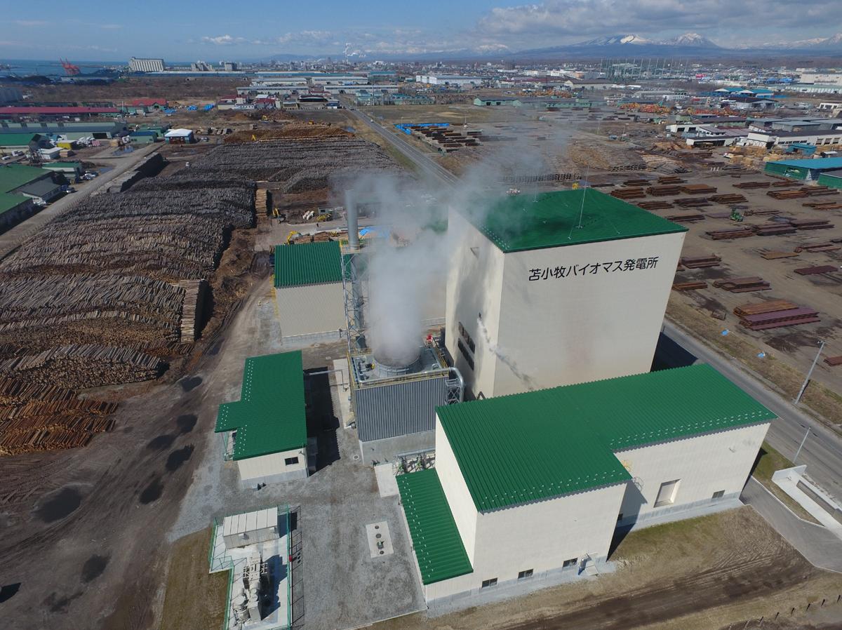 苫小牧発電所
