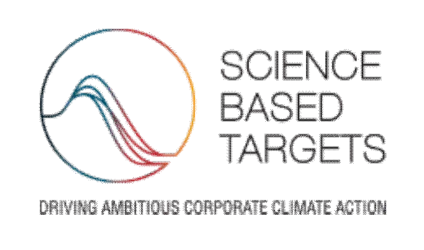 図 「Science Based Targets Initiative」のロゴマーク